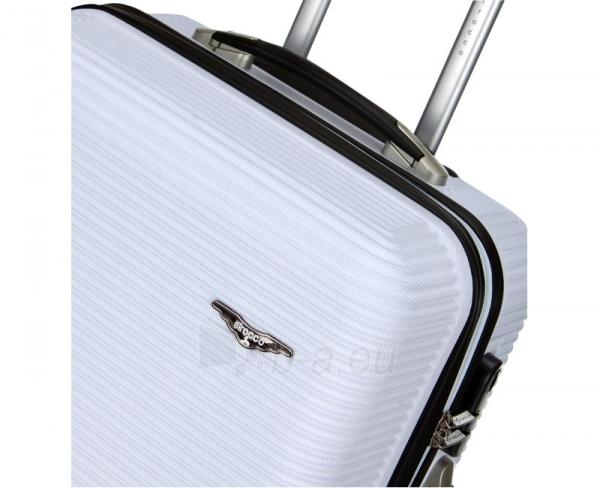 Lagaminas Azure Cestovní kufr SIROCCO 105L T-1039/3-70 bílá null Paveikslėlis 4 iš 10 250530500329