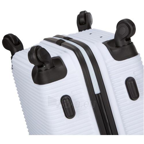 Lagaminas Azure Cestovní kufr SIROCCO 105L T-1039/3-70 bílá null Paveikslėlis 3 iš 10 250530500329