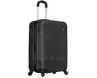 Lagaminas Azure Cestovní kufr SIROCCO 105L T-1039/3-70 černá null Paveikslėlis 1 iš 10 250530500330