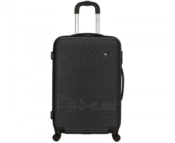 Lagaminas Azure Cestovní kufr SIROCCO 105L T-1039/3-70 černá null Paveikslėlis 9 iš 10 250530500330