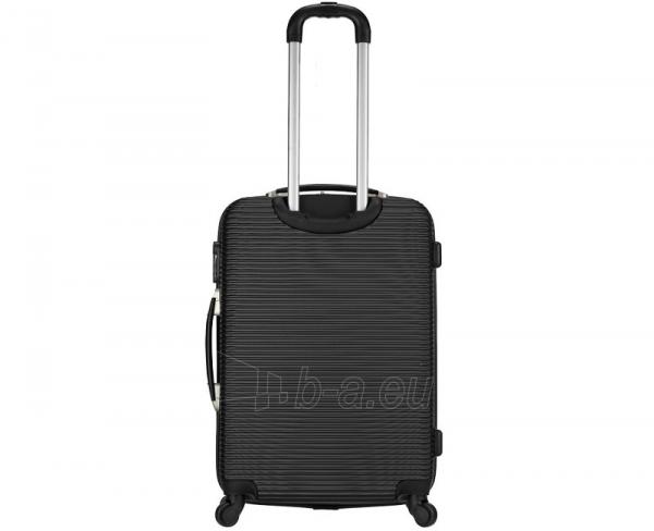 Lagaminas Azure Cestovní kufr SIROCCO 105L T-1039/3-70 černá null Paveikslėlis 8 iš 10 250530500330