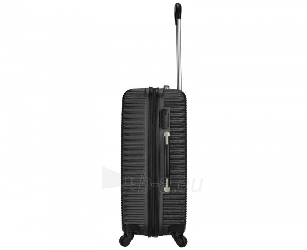 Lagaminas Azure Cestovní kufr SIROCCO 105L T-1039/3-70 černá null Paveikslėlis 7 iš 10 250530500330
