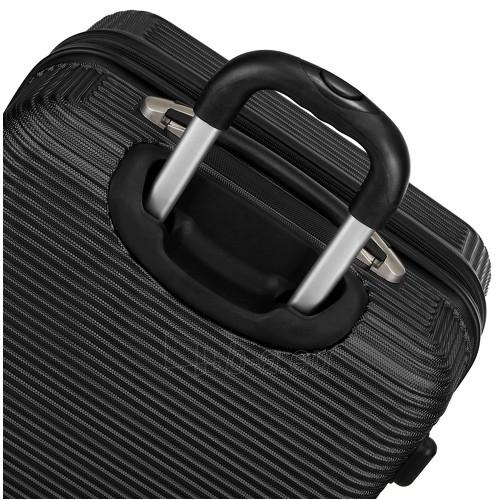 Lagaminas Azure Cestovní kufr SIROCCO 105L T-1039/3-70 černá null Paveikslėlis 5 iš 10 250530500330