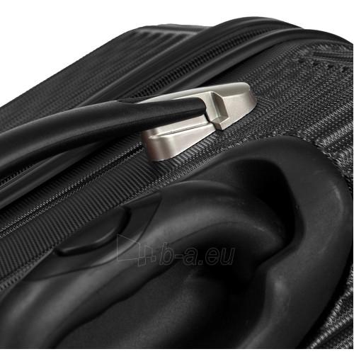 Lagaminas Azure Cestovní kufr SIROCCO 105L T-1039/3-70 černá null Paveikslėlis 4 iš 10 250530500330