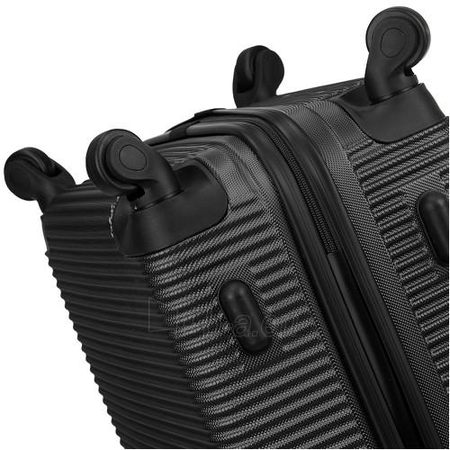 Lagaminas Azure Cestovní kufr SIROCCO 105L T-1039/3-70 černá null Paveikslėlis 3 iš 10 250530500330