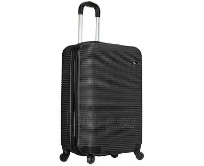 Lagaminas Azure Cestovní kufr SIROCCO 40L T-1039/3-50 černá Paveikslėlis 1 iš 1 310820000395