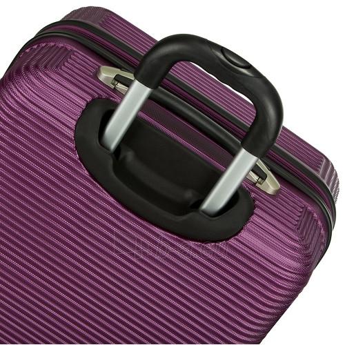 Lagaminas Azure Cestovní kufr SIROCCO 40L T-1039/3-50 fialová null Paveikslėlis 5 iš 9 250530500331