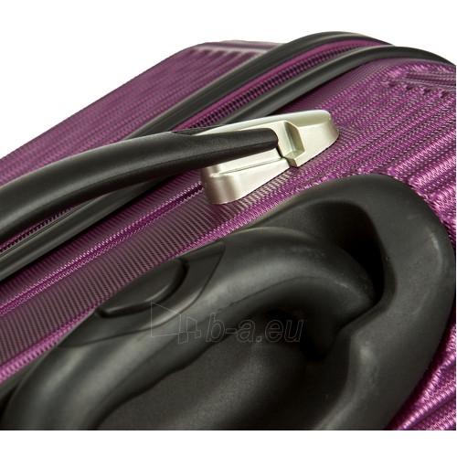 Lagaminas Azure Cestovní kufr SIROCCO 40L T-1039/3-50 fialová null Paveikslėlis 6 iš 9 250530500331