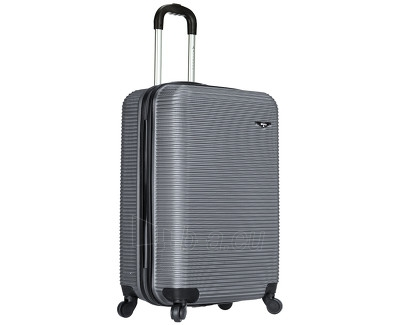 Lagaminas Azure Cestovní kufr SIROCCO 40L T-1039/3-50 stříbrná null Paveikslėlis 1 iš 1 250530500333