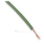 Laidas PV3 1,0mm2, varinis lankstus žalias Paveikslėlis 1 iš 1 222821000052