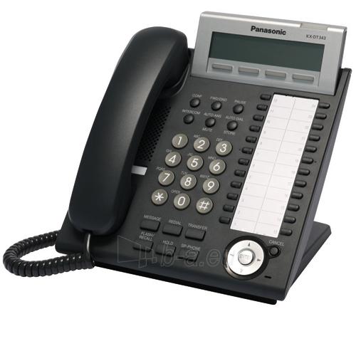 Laidinis telefonas PANASONIC KX-DT343CE Paveikslėlis 1 iš 1 250234000016