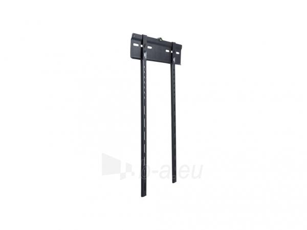 Equip LCD wall bracket 81-140cm(32-55)fixed max 50kg VESA max 400x400 slim black Paveikslėlis 1 iš 3 250226200564