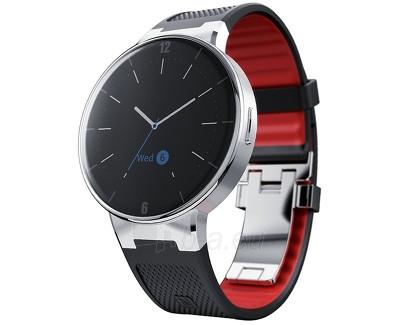 Laikrodis Alcatel Onetouch SM02 Smart Watch Black Paveikslėlis 1 iš 1 30100800653