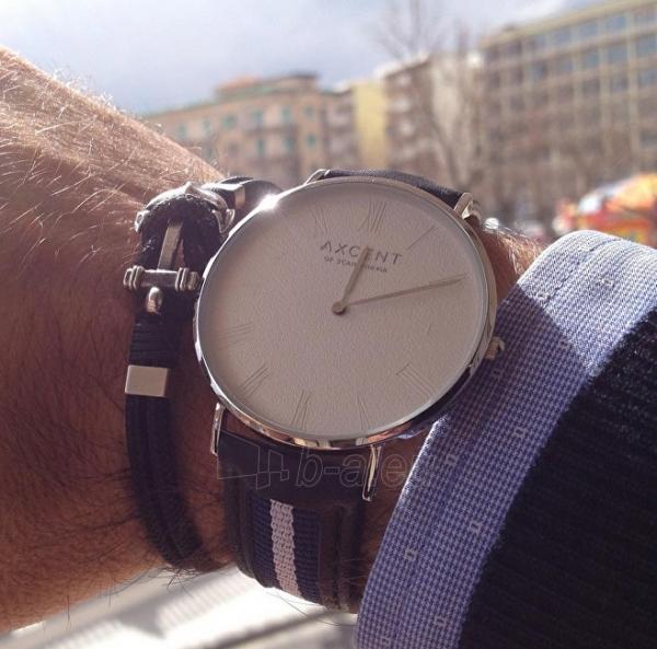Laikrodis Axcent of Scandinavia Career X57003-02 Paveikslėlis 2 iš 3 310820110371