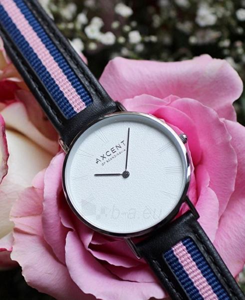 Laikrodis Axcent of Scandinavia Career X57003-02 Paveikslėlis 3 iš 3 310820110371