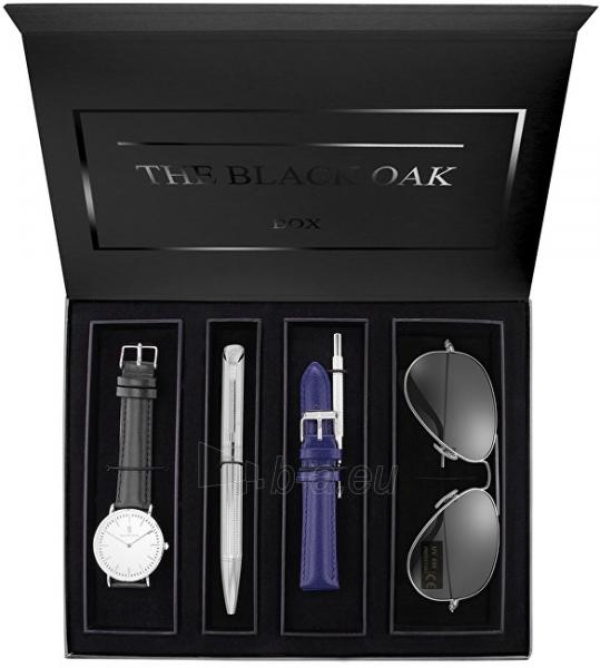 Laikrodis Black Oak Dárkový set BX97052SET-201 Paveikslėlis 1 iš 4 310820137096