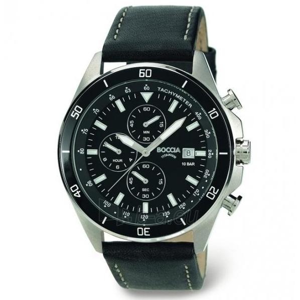 Laikrodis BOCCIA TITANIUM 3762-06 Paveikslėlis 1 iš 3 30069610935