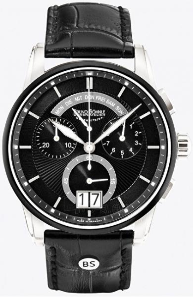 Laikrodis Bruno Söhnle Grandioso 17-73117-741E Paveikslėlis 1 iš 5 310820112077
