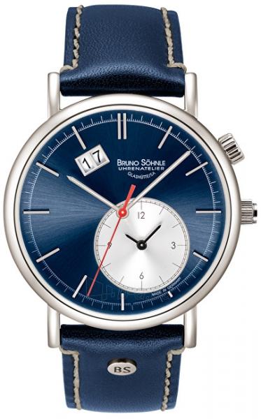 Laikrodis Bruno Söhnle Lago GMT 17-13156-341 Paveikslėlis 1 iš 6 310820112073