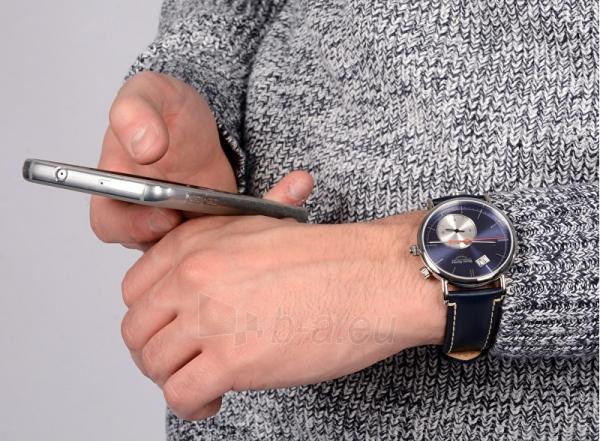 Laikrodis Bruno Söhnle Lago GMT 17-13156-341 Paveikslėlis 5 iš 6 310820112073