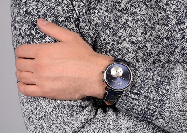Laikrodis Bruno Söhnle Lago GMT 17-13156-341 Paveikslėlis 6 iš 6 310820112073