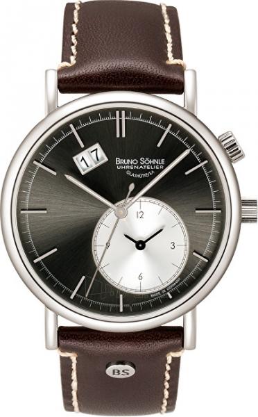 Laikrodis Bruno Söhnle Lago GMT 17-13156-841 Paveikslėlis 1 iš 6 310820112082