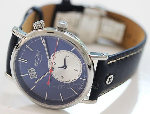 Laikrodis Bruno Söhnle Lago GMT 17-13156-841 Paveikslėlis 2 iš 6 310820112082