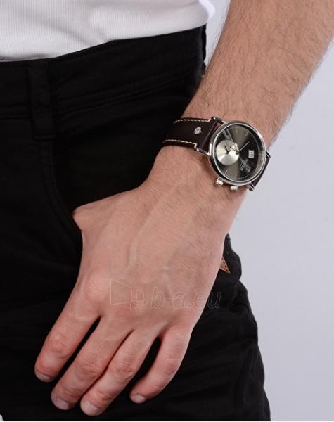 Laikrodis Bruno Söhnle Lago GMT 17-13156-841 Paveikslėlis 5 iš 6 310820112082