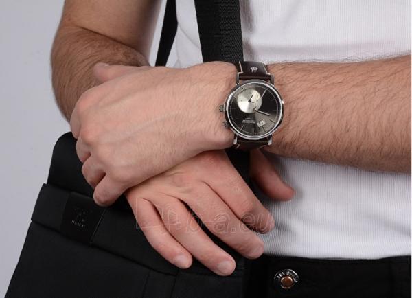 Laikrodis Bruno Söhnle Lago GMT 17-13156-841 Paveikslėlis 6 iš 6 310820112082