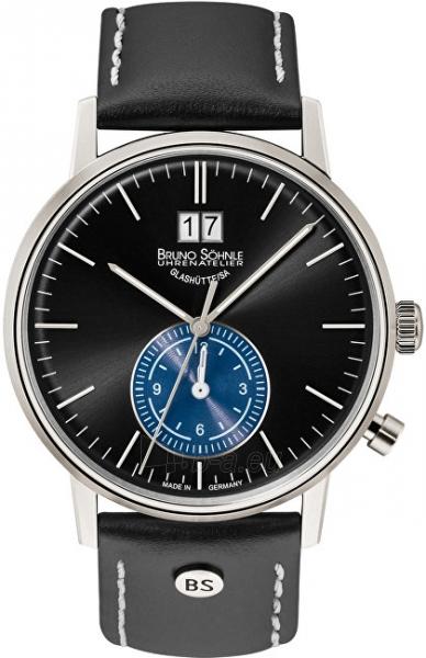 Laikrodis Bruno Söhnle Stuttgard GMT 17-13180-741 Paveikslėlis 1 iš 6 310820112088