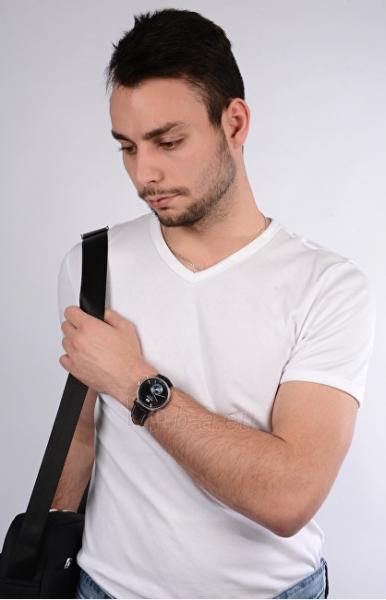 Laikrodis Bruno Söhnle Stuttgard GMT 17-13180-741 Paveikslėlis 6 iš 6 310820112088