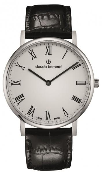 Laikrodis Claude Bernard Classic 20214 3 BR Paveikslėlis 1 iš 1 310820111580