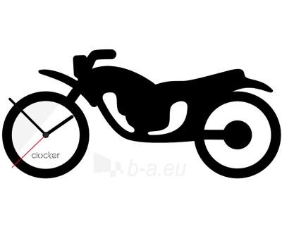 Laikrodis Clocker Motorbike Paveikslėlis 1 iš 1 250498000136