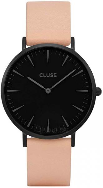 Laikrodis Cluse La Bohème Black Black/Nude Paveikslėlis 1 iš 5 310820112983