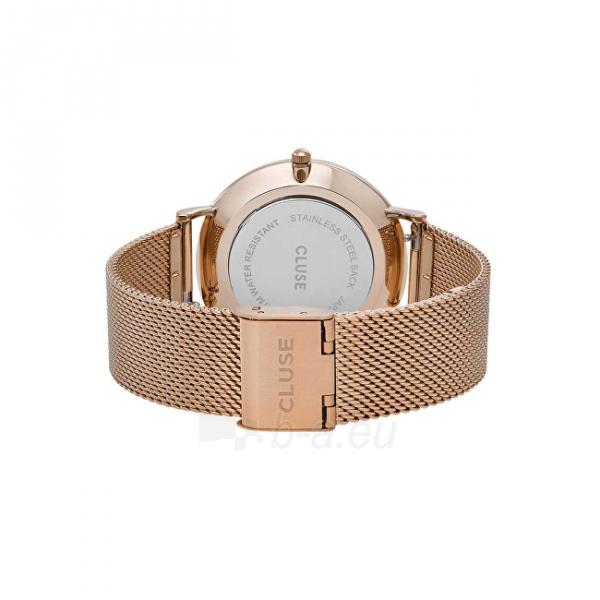 Laikrodis Cluse La Bohème Mesh Rose Gold/White Paveikslėlis 2 iš 9 310820112707