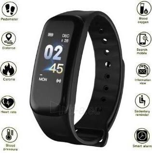 Laikrodis Exeed Fitness náramek 114519C Paveikslėlis 1 iš 1 310820220805