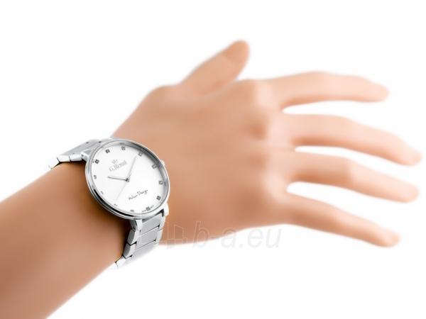 Moteriškas laikrodis GINO ROSSI GR11155B23C1 Paveikslėlis 5 iš 5 310820185630