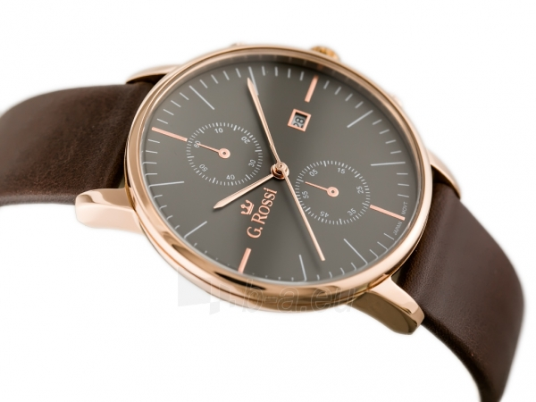 Laikrodis Gino Rossi GR11925RP Paveikslėlis 3 iš 5 310820182096