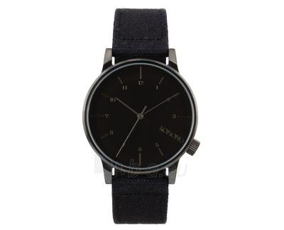Laikrodis Komono WinstonHeritage Duotone Black KOM-W2121 Paveikslėlis 1 iš 1 310820110425