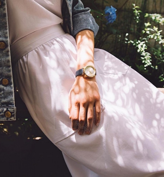 Laikrodis Komono WinstonMirror Gold/Navy KOM-W2891 Paveikslėlis 3 iš 4 310820110636