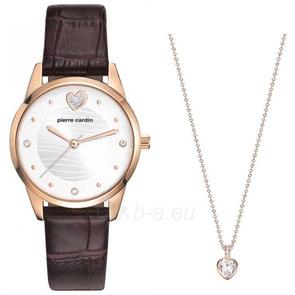 Laikrodis Pierre Cardin Troca PC107892F10 Paveikslėlis 1 iš 3 310820113630