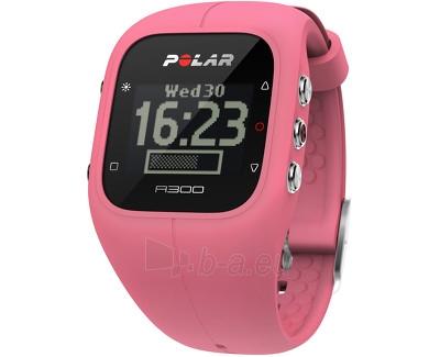 Laikrodis Polar A300 HR Pink Paveikslėlis 1 iš 1 30100800664