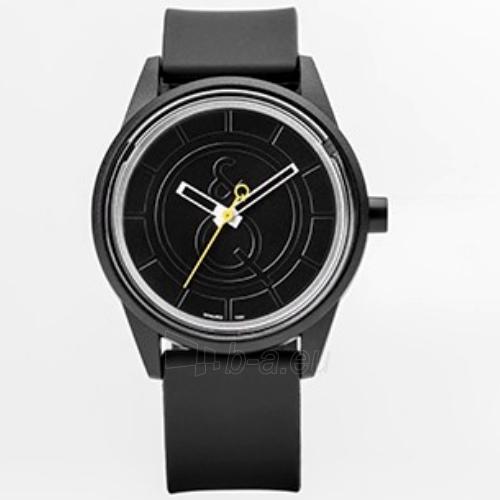 Laikrodis Q&Q Smile Solar RP00J002Y Paveikslėlis 1 iš 5 30100800695