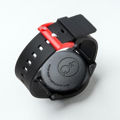 Laikrodis Q&Q Smile Solar RP00J003Y Paveikslėlis 3 iš 4 30100800696