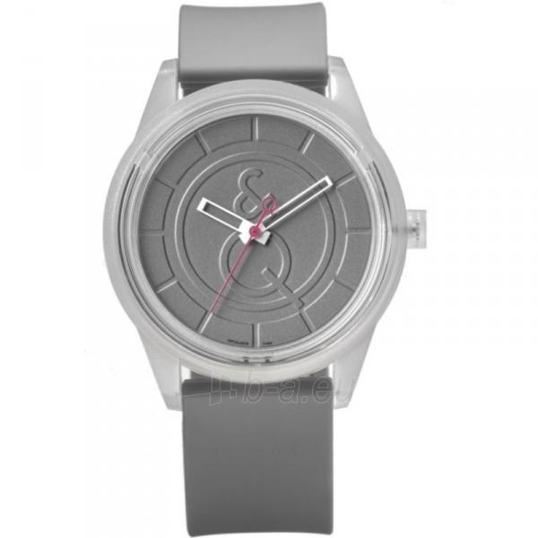 Laikrodis Q&Q Smile Solar RP00J004Y Paveikslėlis 1 iš 4 30100800697