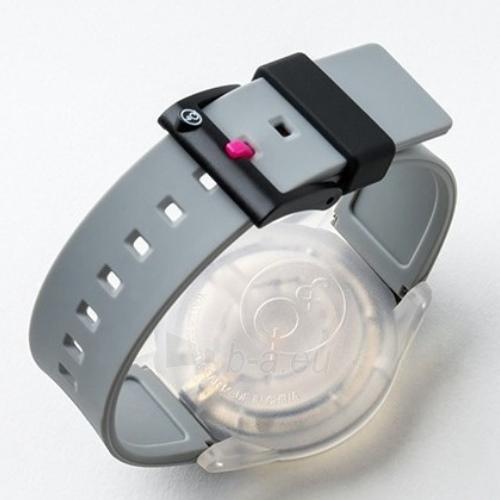 Laikrodis Q&Q Smile Solar RP00J004Y Paveikslėlis 3 iš 4 30100800697