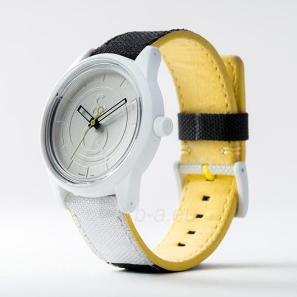 Laikrodis Q&Q Smile Solar RP00J010Y Paveikslėlis 2 iš 5 30100800703
