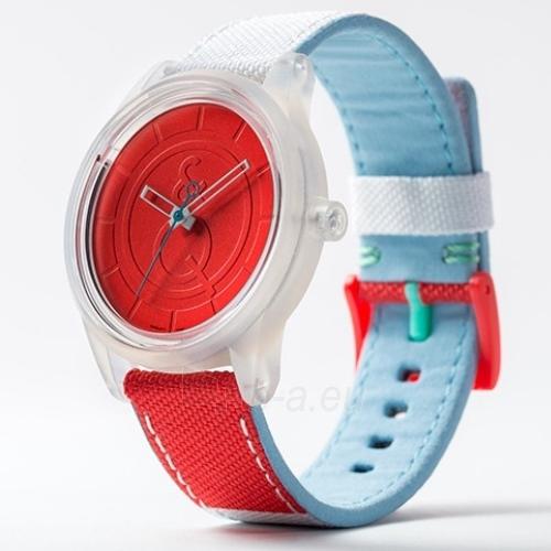 Laikrodis Q&Q Smile Solar RP00J011Y Paveikslėlis 2 iš 4 30100800704