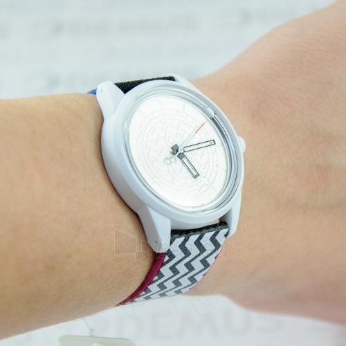 Laikrodis Q&Q Smile Solar RP00J013Y Paveikslėlis 4 iš 5 30100800706