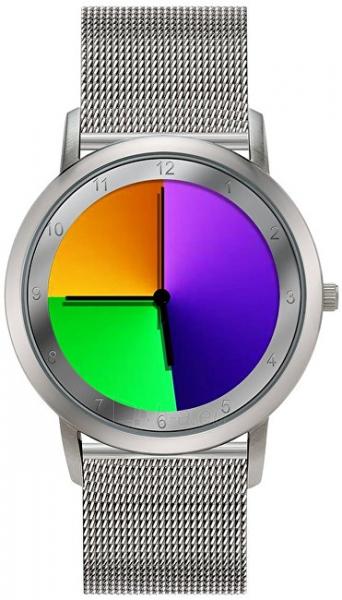 Laikrodis Rainbow e-motion of colors Classic AV45SsM-MBS-cl Paveikslėlis 1 iš 8 310820121563